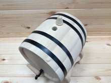 Traditional Hand-Crafted Siberian Ceder barrel