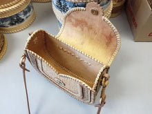 """Spirit of the woods"" A hand crafted birch bark ladies purse"