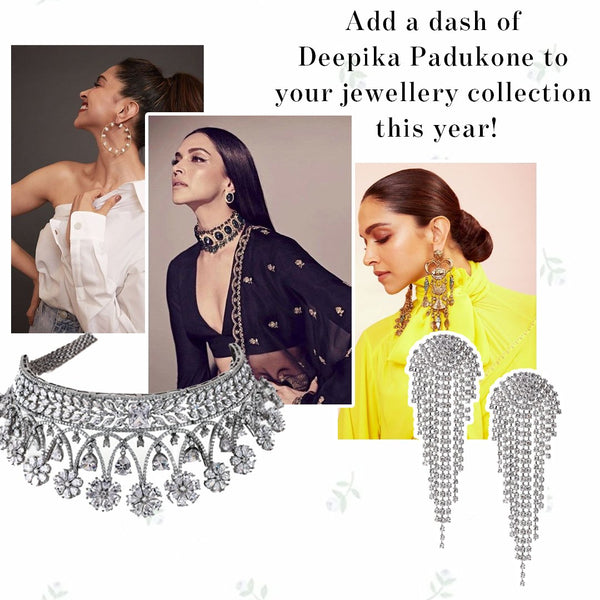 Add a dash of Deepika Padukone to your jewellery collection this year!