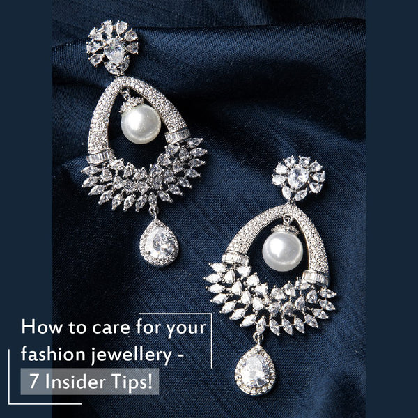 How to care for your fashion jewellery - 7 Insider Tips!