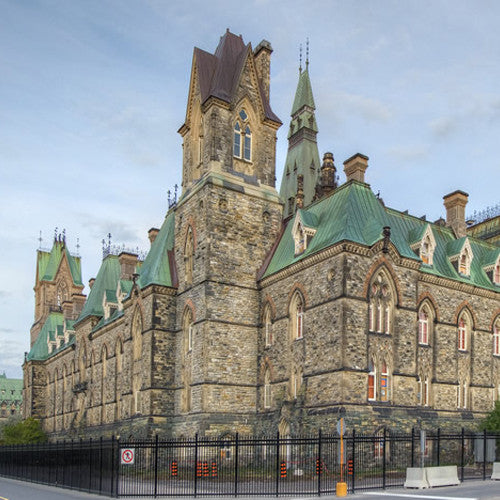 Canadian Parliament West Project - Ottawa, Ontario