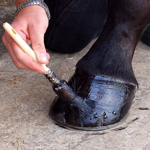 Pine Tar for hoof care, veterinary, medical, and personal care.