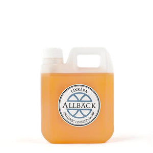 Allbäck Linseed Soap 1 L