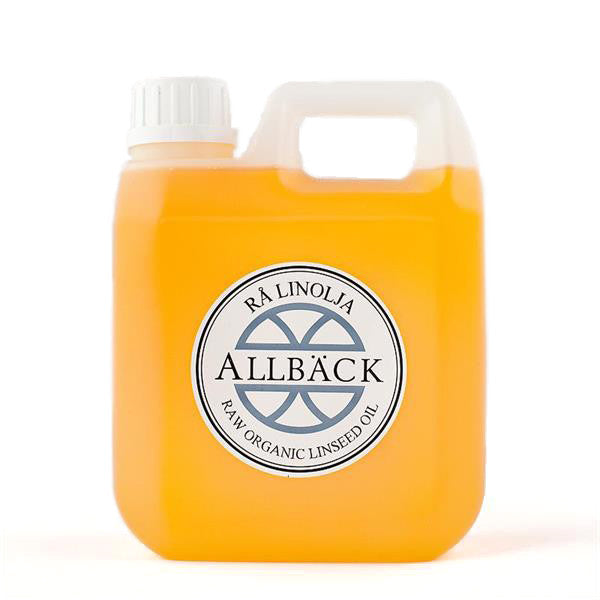 Allback Purified Raw Linseed Oil