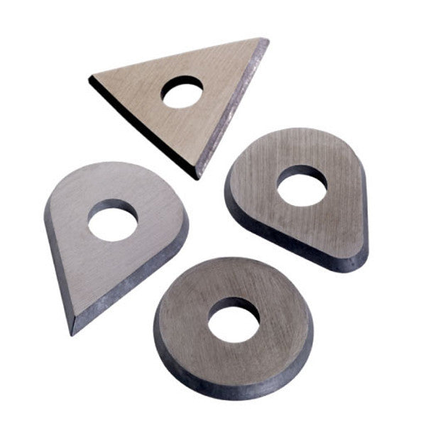 Bahco Carbide Pocket Scraper Blades