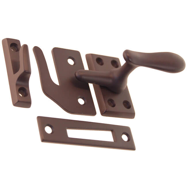 Cast Brass Casement Window Latch