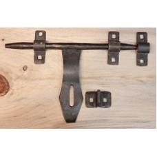 Forged Barn Door Slide Bolt