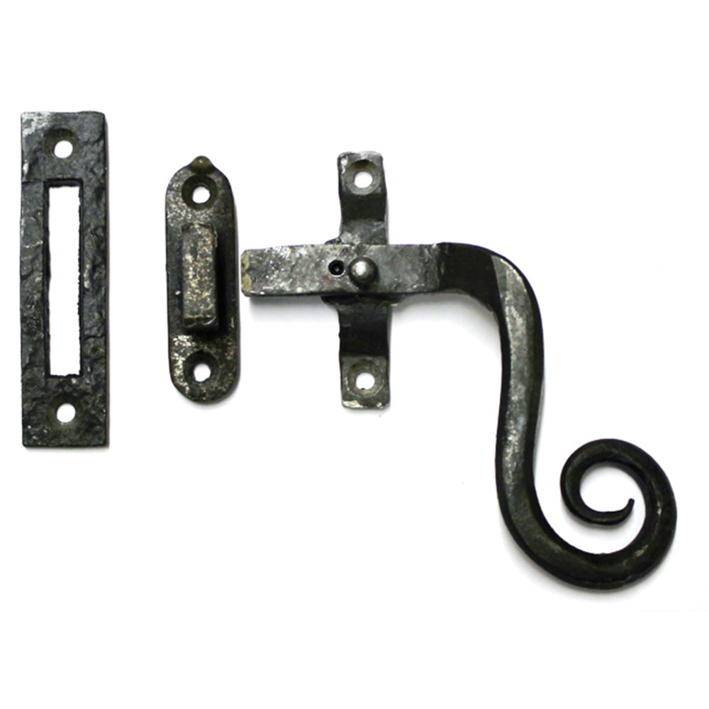 Forged Casement Fastener Right Side Mount