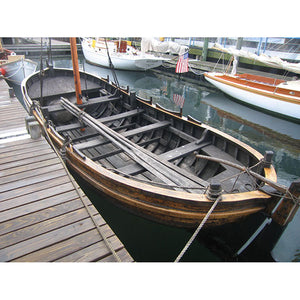 Vikings used pine tar to preserve their wooden ships.