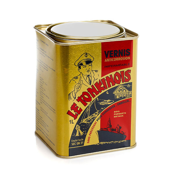 Le Tonkinois Classic Anti-corrosion Linseed Oil Varnish