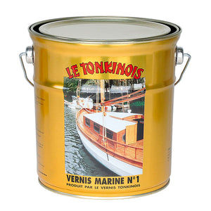 Le Tonkinois Marine Nº1 Linseed Oil Varnish