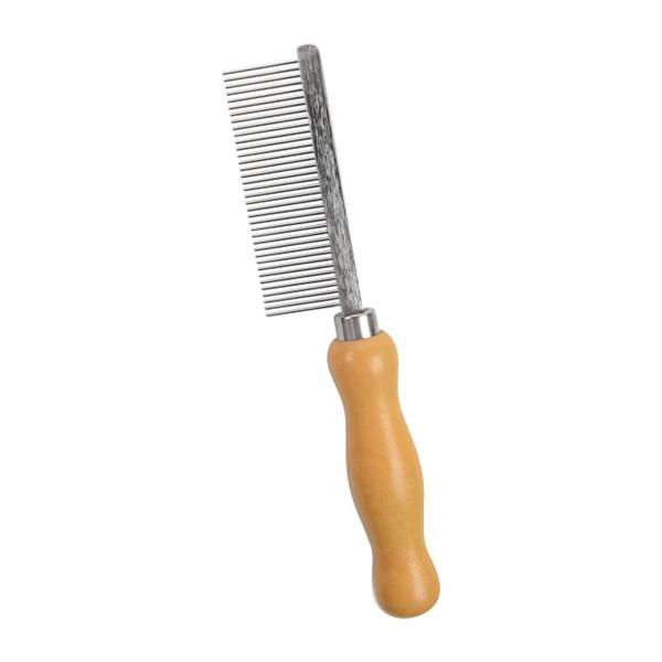 Redecker Metal Brush Comb