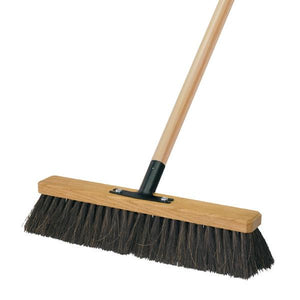 Redecker Natural Outdoor + Shop Broom
