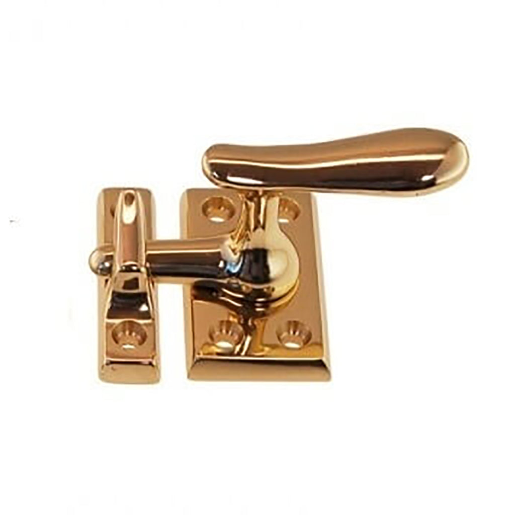 Solid Brass Casement Window Latch