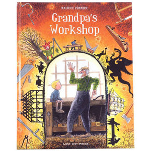 Grandpa's Workshop, Lost Art Press