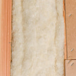 Cut Havelock Wool insulation batts easily to fit into smaller cavities.