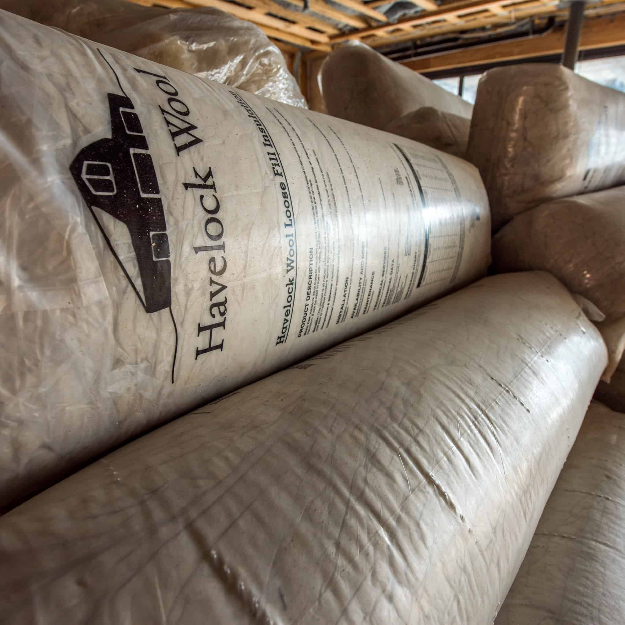 Natural Wool Loose Fill Insulation