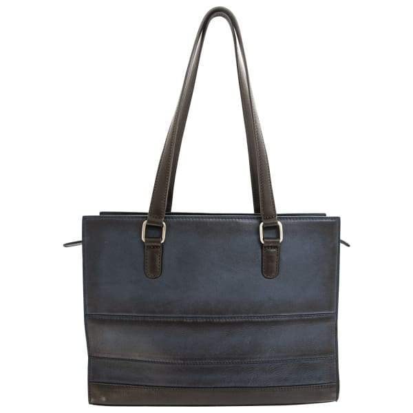 Apollo Structured Leather Conceal Carry Handbag - Limited Quantity - Hiding Hilda, LLC
