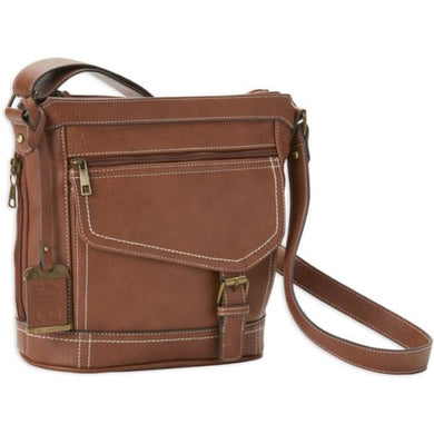 Bucket Style Concealed Carry Crossbody - NEW - HidingHilda, LLC