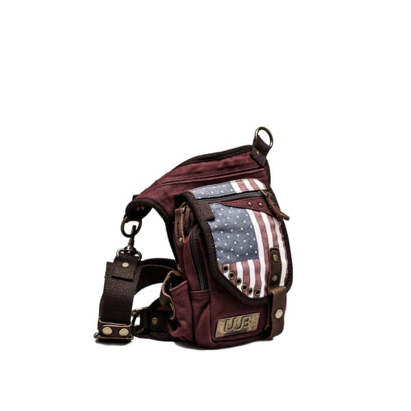 Eagle Patriotic Convertible Conceal Carry Crossbody to Hip Bag by UUB Gear -NEW - Hiding Hilda, LLC
