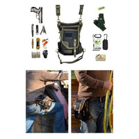 Kodiak Concealed Carry Convertible Utility Bag by UUB - Hiding Hilda, LLC