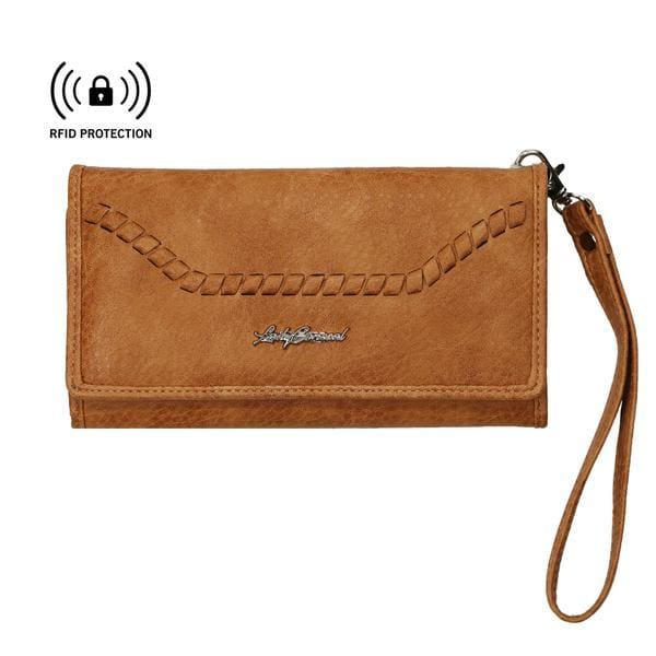 Morgan RFID Lined Wallet by Lady Conceal - HidingHilda, LLC