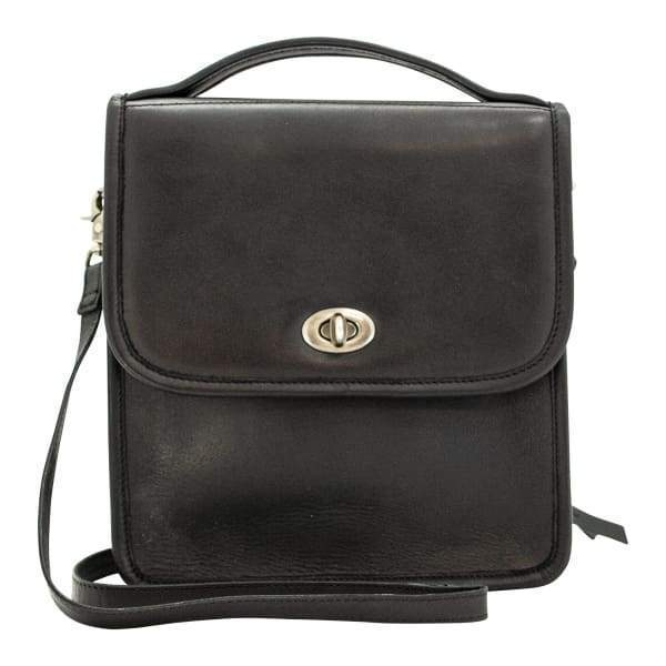 NEW Vintage Vertical Concealed Carry Crossbody by Smith & Wesson Leather - Hiding Hilda, LLC