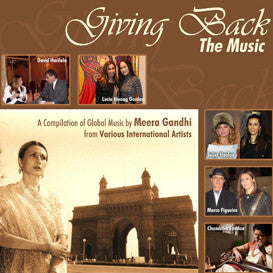 Giving Back: The Music