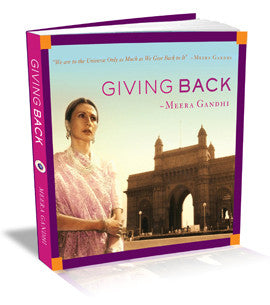 The Giving Back Coffee Table Book