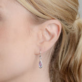 Cypress Dangle Earring