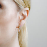 Light Drop Earring