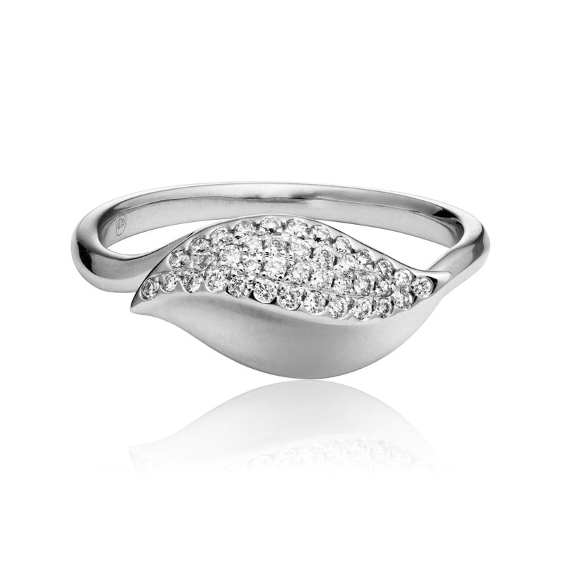 Solstice Pave Design Ring