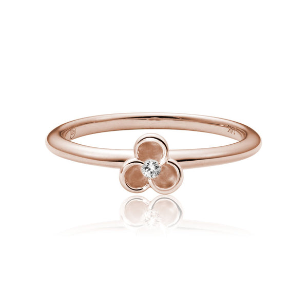 Bloom Stacking Ring