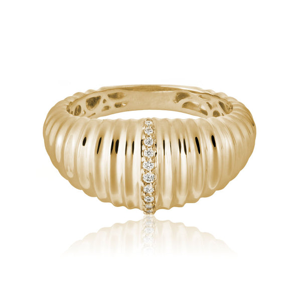 Light Band Ring
