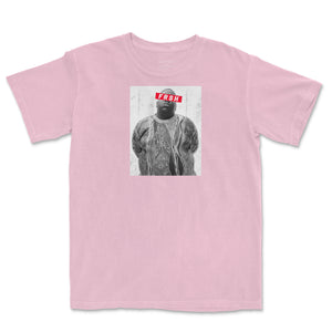 FRSH Big Blossom Pink Tee