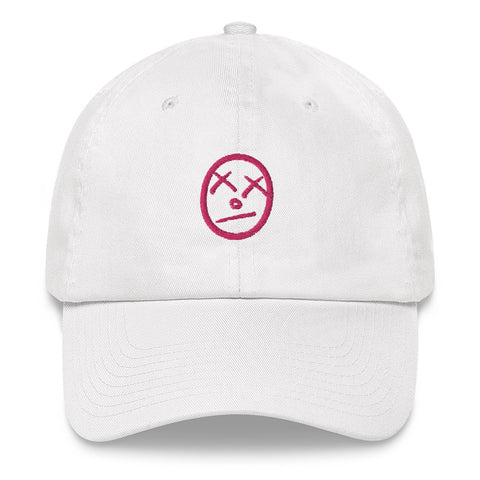 FRSH Face White Dad Hat