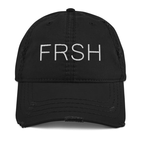 FRSH Distressed Dad Hat