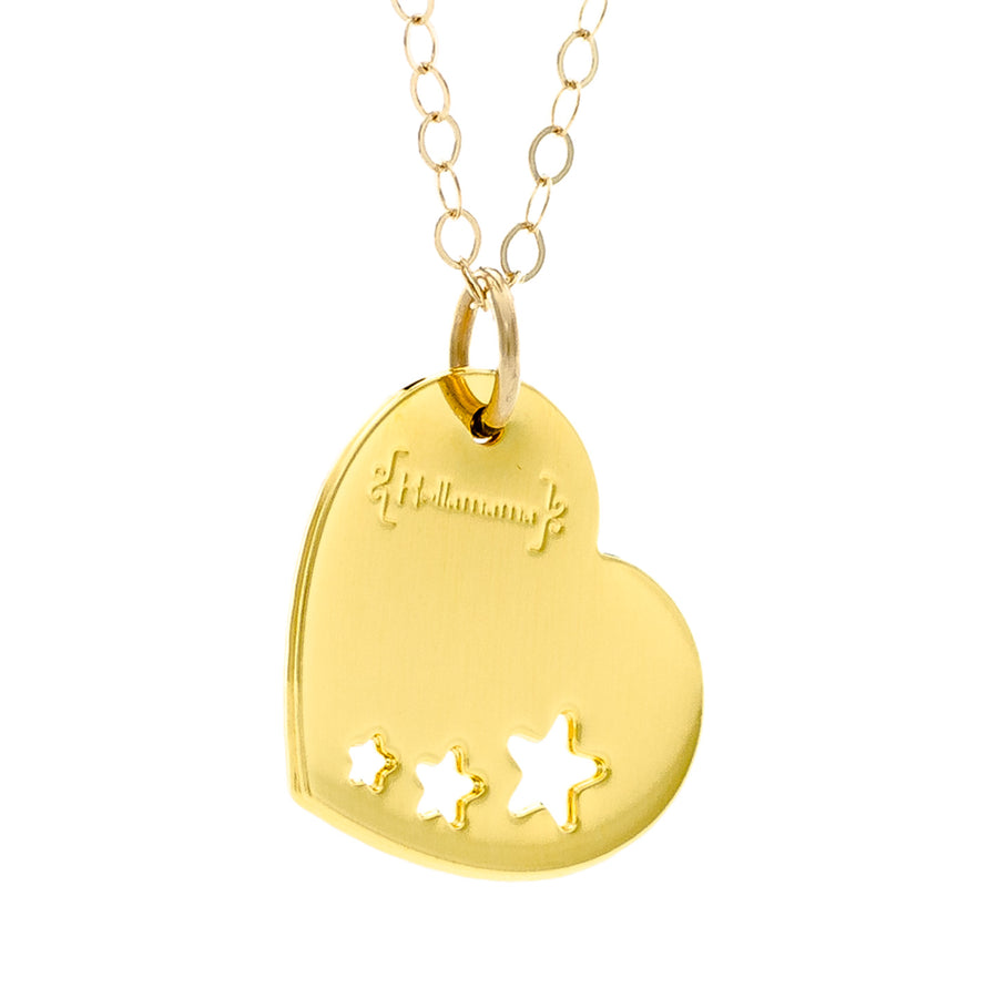 HEART FULL OF STARS NECKLACE