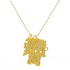 Lion Good Luck Necklace