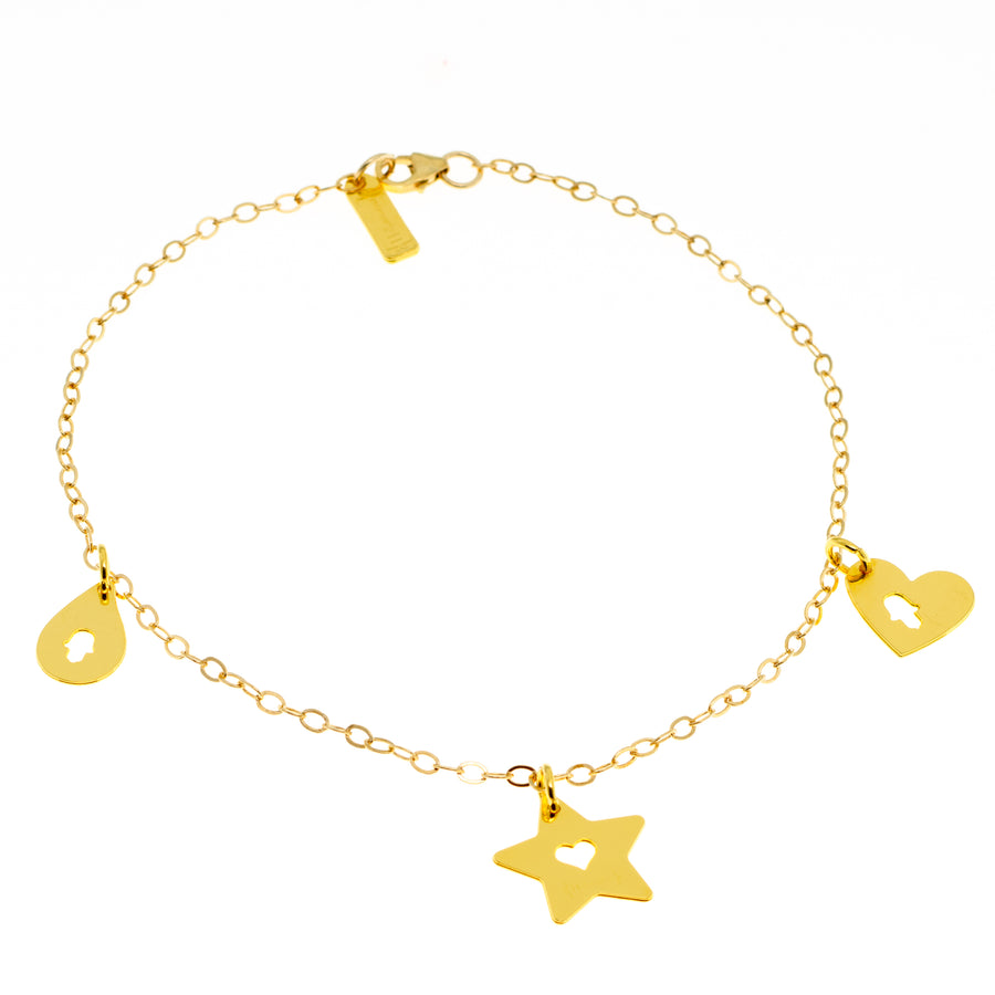 Extra Love Extra Luck Anklet