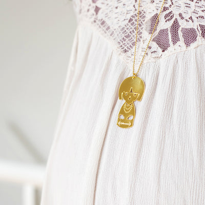 Yuka | Long Necklace