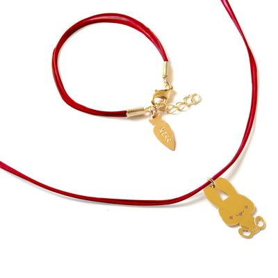 Children's Jewelry Set | Bunny