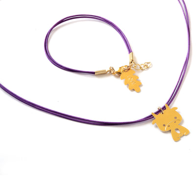 Children's Jewelry Set | Cow