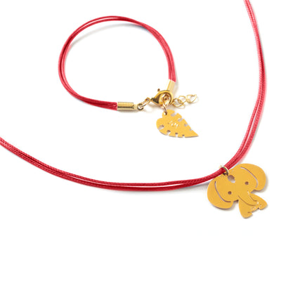 Children's Jewelry Set - Elephant