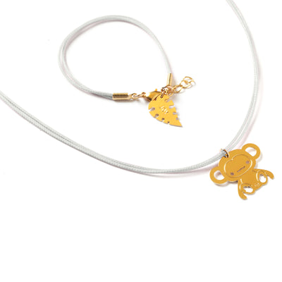 Children's Jewelry Set - Monkey
