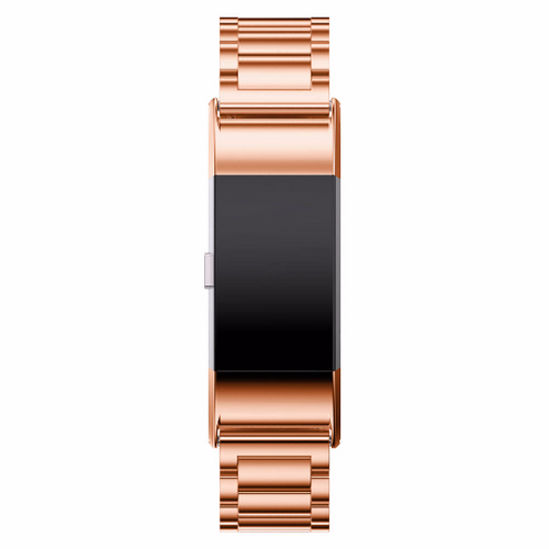 316L Stainless Steel Handmade Smart Fitbit Charge 2 Watch Strap Milanese Loop rose gold Magnetic SmartWatch band custom Watchband Fit Bit Gift