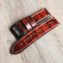 New Arrival Handmade omega Rolex Seiko Hamilton Real Cow Leather Strap watch band custom made