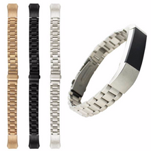 Stainless Steel Handmade 316L Smart Fitbit Alta Watch Strap Milanese Gold Black Silver Color colorful cover covers case SmartWatch custom Watchband