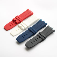 New Arrival Handmade silicone Rubber Strap Fit For AP Audemars Piguet Royal Oak watch band custom made