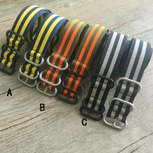 New Arrival Handmade Nylon Strap NATO IWC Rolex Seiko Hamilton Panerai watch band custom made